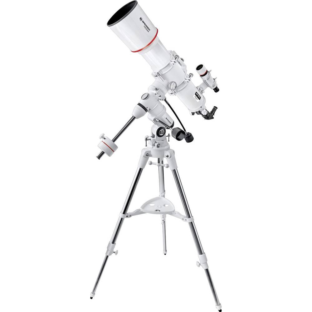 Teleskop z lečo Bresser Optik Messier AR-127S/635 EXOS-1/EQ4 Ekvatorialna Akromatičen.Povečava 24 do 254 x