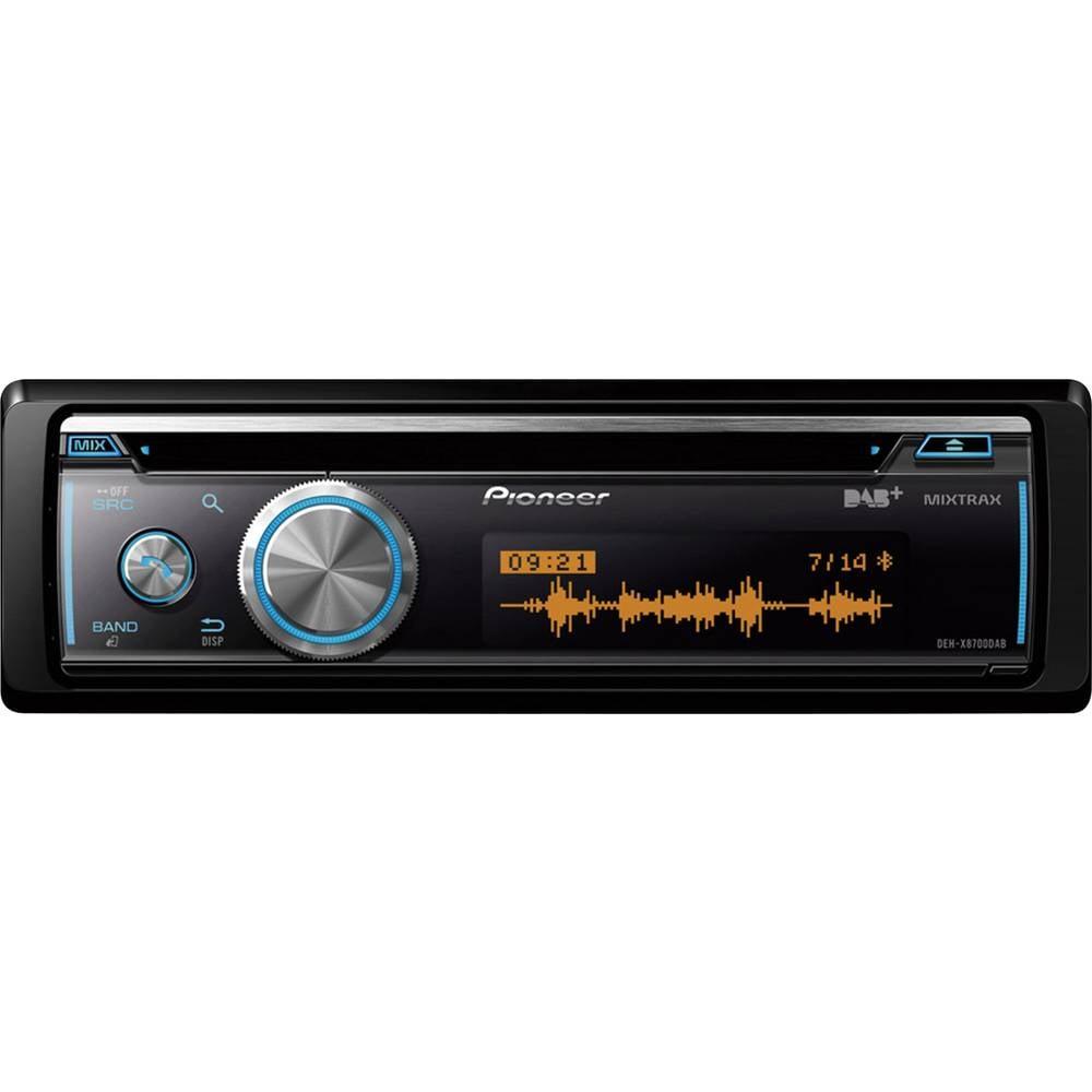 Autoradio Pioneer DEH-X8700DAB