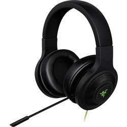 Gaming-headset Razer Kraken USB Over Ear Svart
