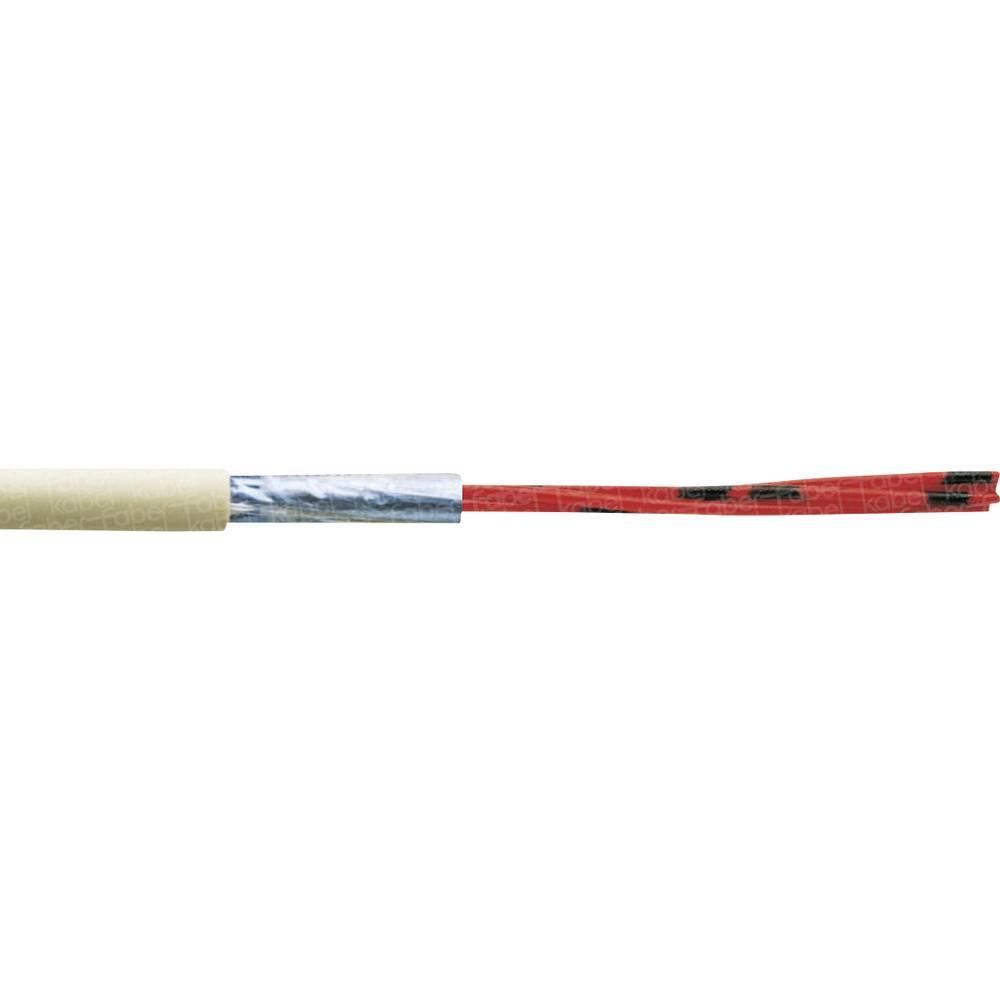 Telefonski kabel J-2Y(St)Y … St III Bd 4 x 2 x 0.28 mm sive barve Faber Kabel 100211 meterski