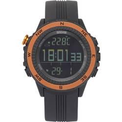 digital Armbandsur Eurochron EQAS 400 Plast Antracit