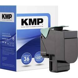 KMP Toner Ersätter Lexmark C540H2CG Kompatibel Cyan 2000 sidor L-T39