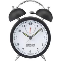 Kvarts Väckarklocka Eurochron EQWG 50 Svart Larmtider 1
