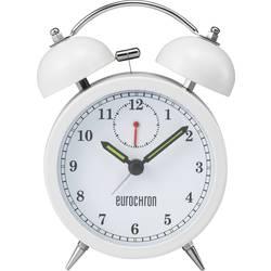 Kvarts Väckarklocka Eurochron EQWG 52 Vit Larmtider 1