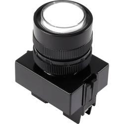 LED signalna lučka, bele barve 12 V TRU Components Y090E-DS/W/12V
