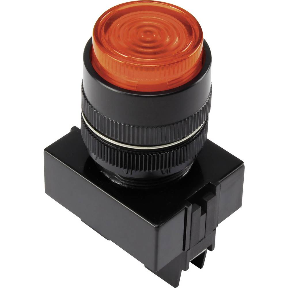 LED-Signalleuchte (value.1317401) TRU COMPONENTS 1302164 12 V/DC 20 mA Orange