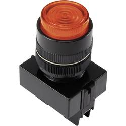 LED signalna lučka, oranžne barve 12 V TRU Components Y090E-D/O/12V