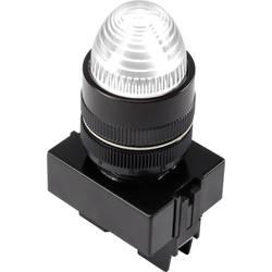 LED signalna lučka, bele barve 12 V TRU Components Y090E-BDS/W/12V