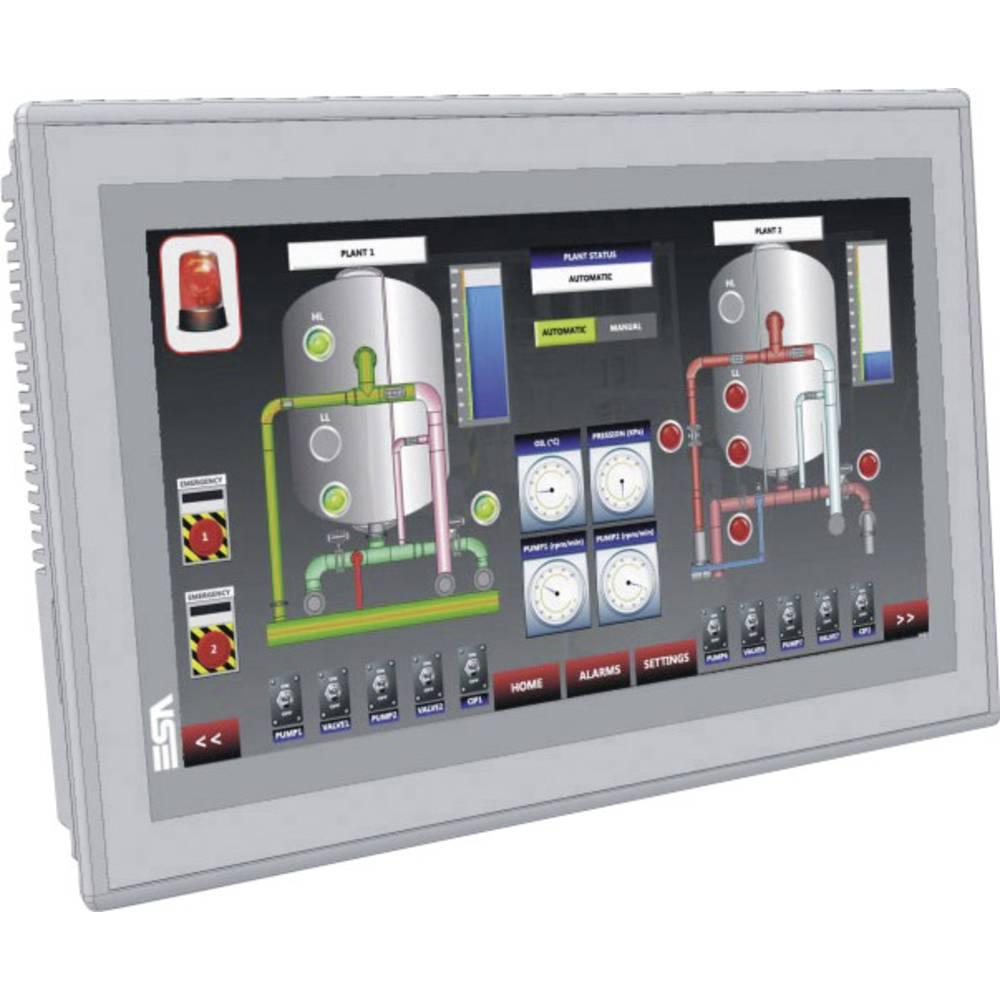 SPS-panel na dotik, z vgrajenim krmiljenjem ESA-avtomatizacija SC110A 0111 SC110 18 V/DC, 32 V/DC