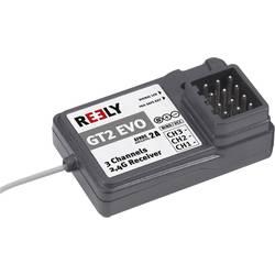 Reely 3--kanalni sprejemnik 2.4 GHz z vtičnim sistemom JR