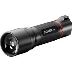 LED žepna luč Coast HP7 baterijski pogon 345 lm 204 g črne barve