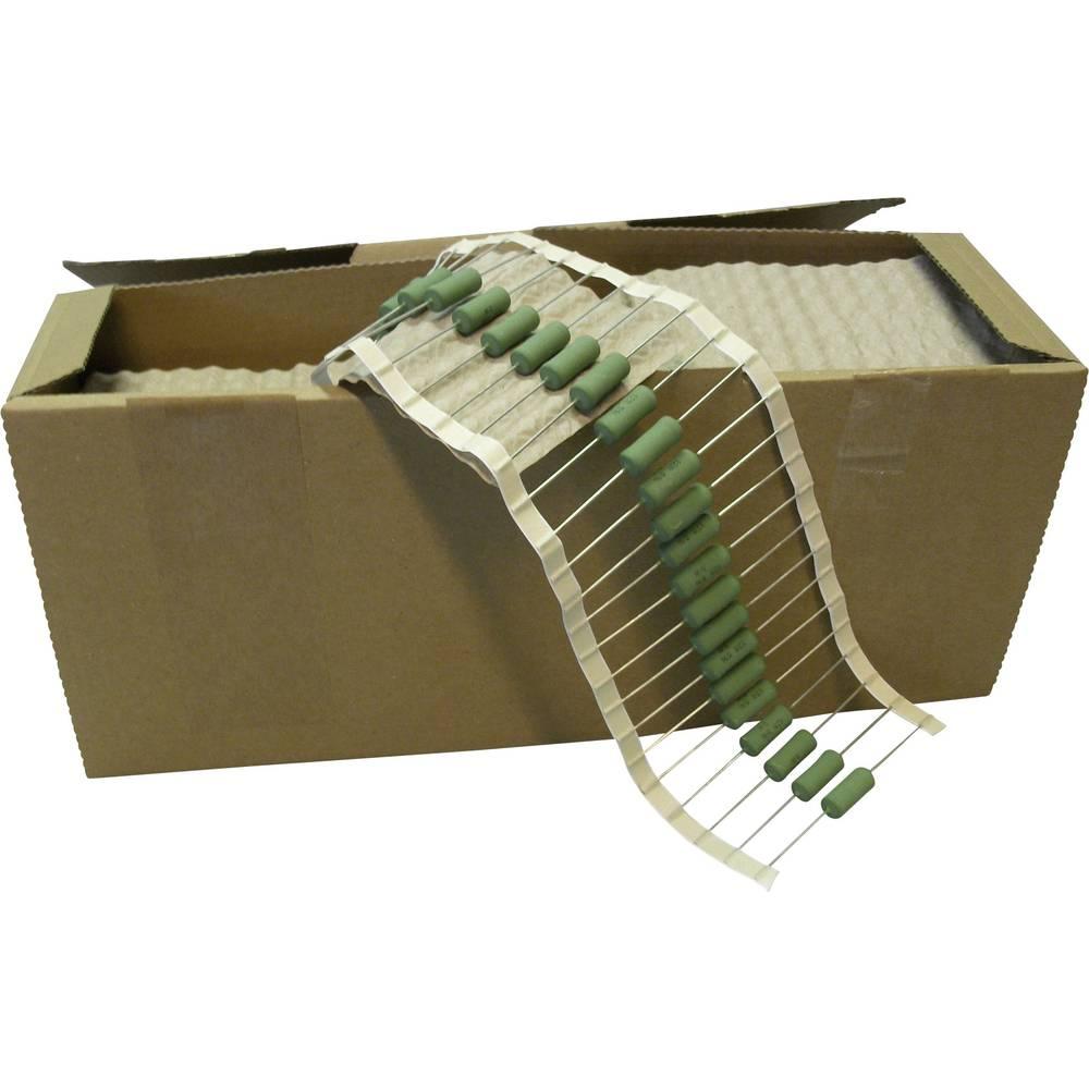 Upor za visoke obremenitve 0.18 radialno ožičen 5 W Vishay AC05000001807JAC00 500 kosov