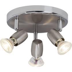 LED stropni reflektor GU10 7.5 W Brilliant Wesley G54834/77 železo, krom