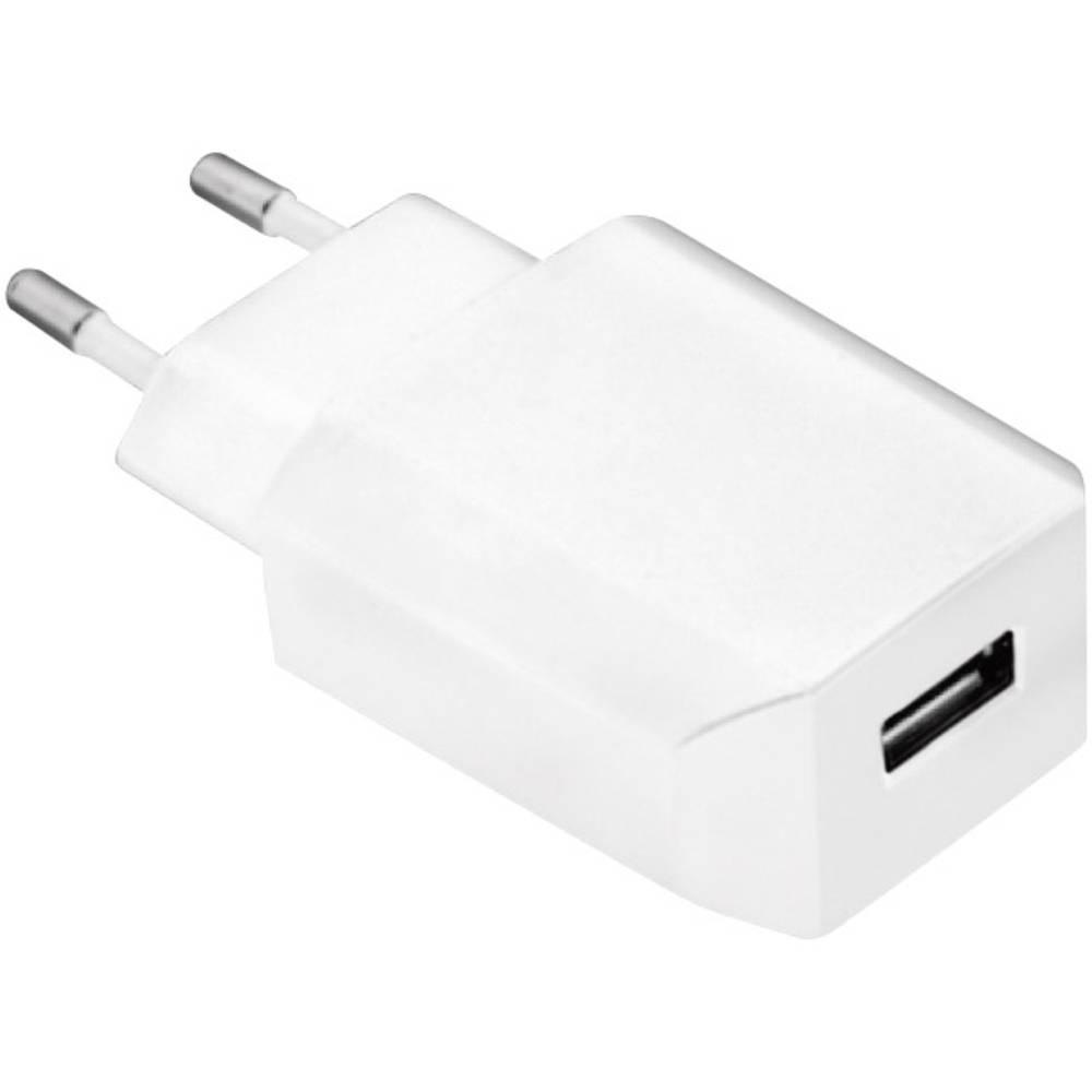 USB-vtični polnilnik LogiLink PA0093 izhodna napetost (max.) 1000 mA 1 x USB