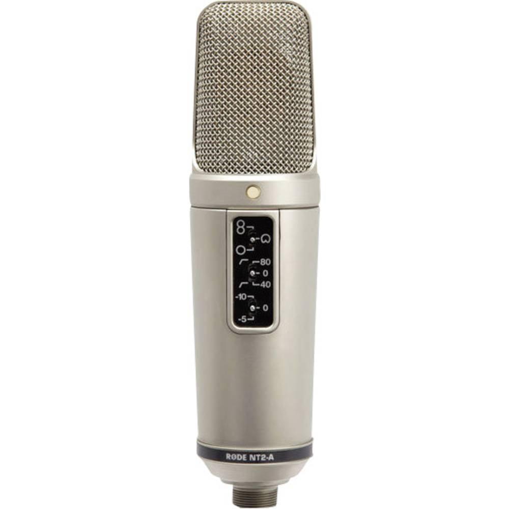 Kondenzatorski mikrofon z veliko membrano Rode NT2-A