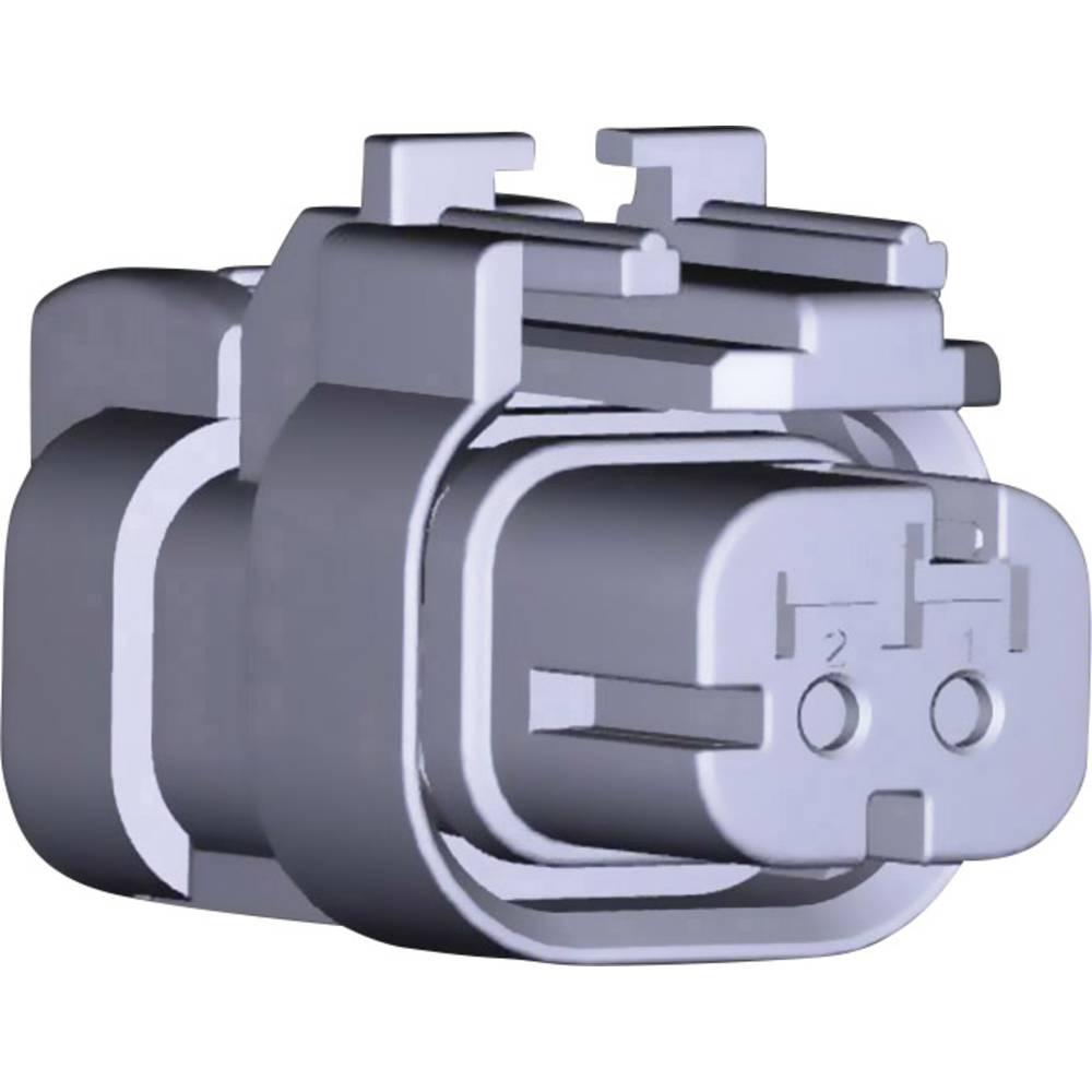 Tilslutningskabinet-kabel AMPSEAL16 (value.1360512) Samlet antal poler 2 TE Connectivity 776522-1 1 stk