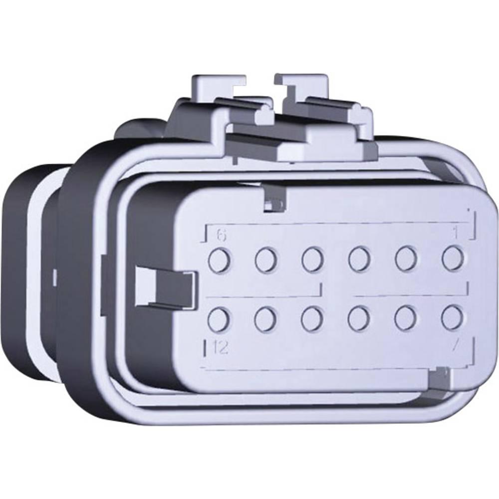 Tilslutningskabinet-kabel AMPSEAL16 (value.1360512) Samlet antal poler 12 TE Connectivity 776533-3 1 stk