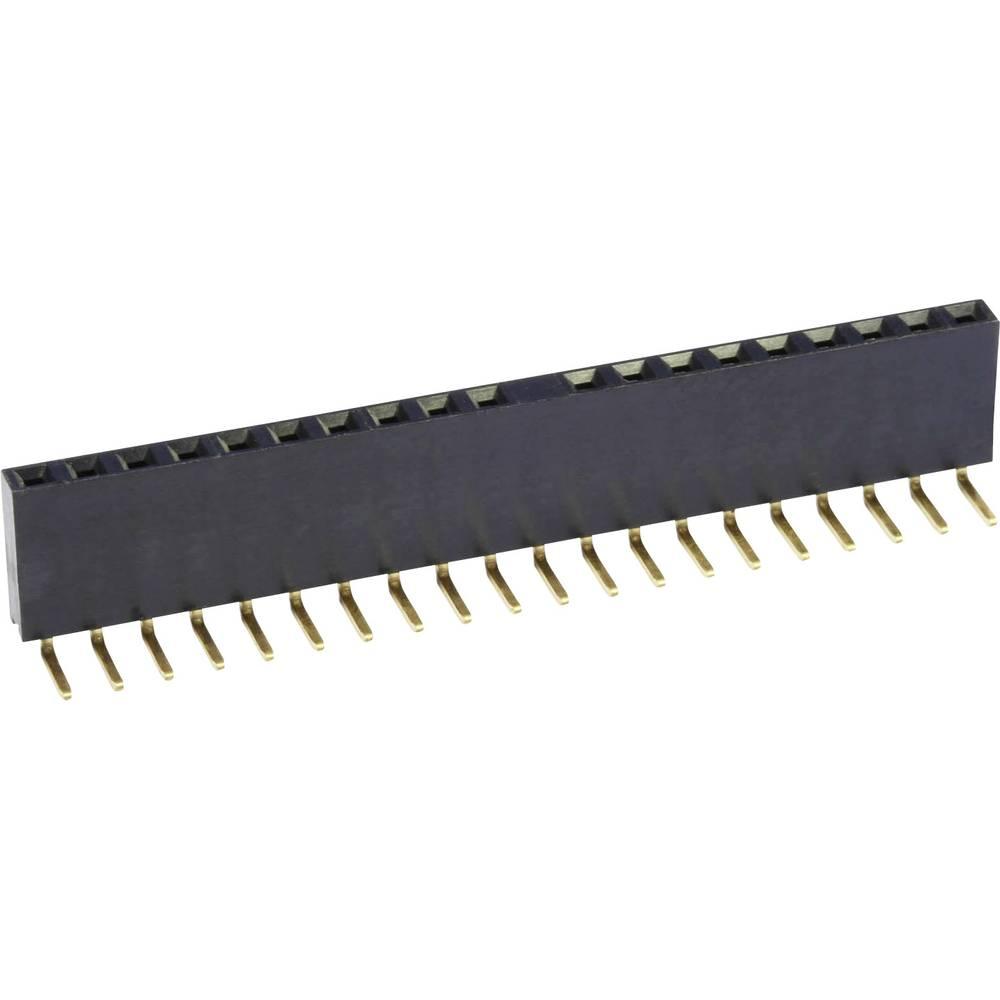 Bøsningsliste (standard) econ connect BL4/1W8 1 stk