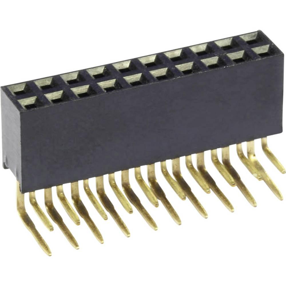 Bøsningsliste (standard) econ connect BL14/2W8 1 stk