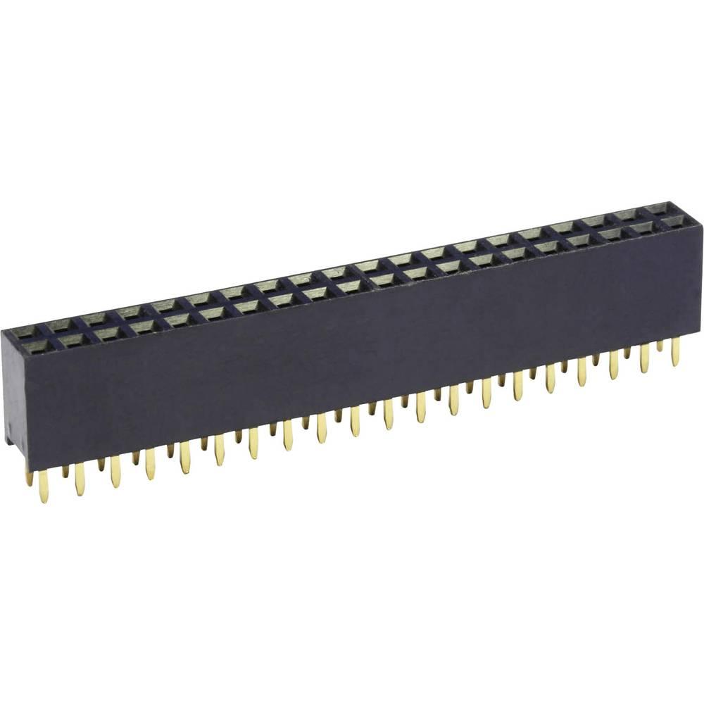 Bøsningsliste (standard) econ connect BL6/2G8 1 stk