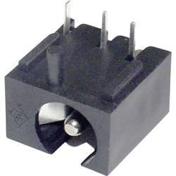 Lavspændingsstik Tilslutning, indbygning vandret 2 mm econ connect DCE4A 1 stk