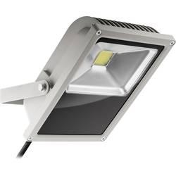 LED-utomhusspotlight Goobay 50 W 3700 lm Varmvit Grå