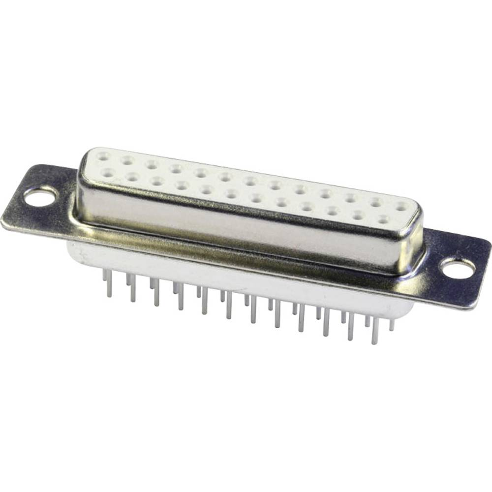 D-SUB vtične letve 180 ° število polov: 15 s spajkalnimi pini econ connect BU15PV 1 kos