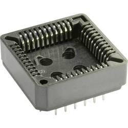 PLCC podnožje 2.54 mm št. polov: 52 econ connect PLCC52 1 kos