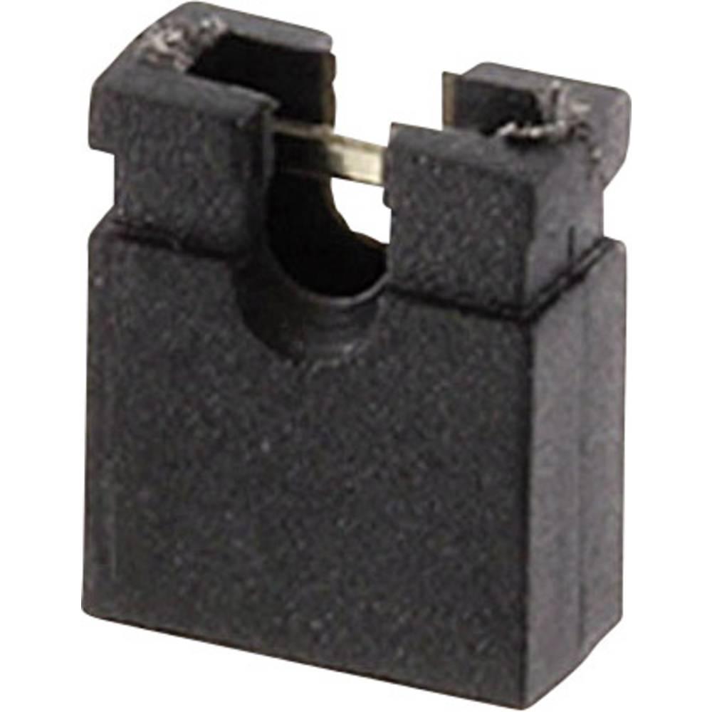 Mostiček za kratek stik , mere: 2.54 mm polov:2 econ connect SHSW vsebuje: 1 kos