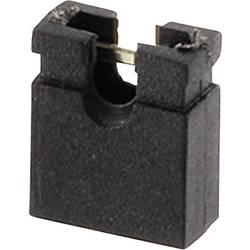 Kortslutningsbro Rastermål: 2.54 mm Poltal hver række:2 econ connect SHSW Indhold: 1 stk