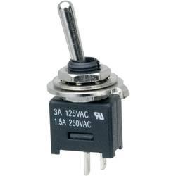 Prevesno stikalo 250 V/AC 3 A 1 x izklop/vklop SCI MTE101A1 zaskočno 1 kos