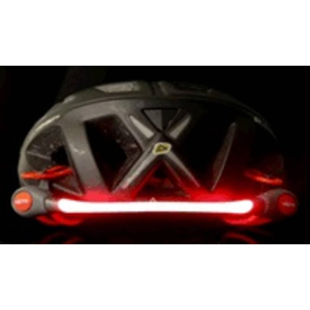 LED varnostna luč za čelado