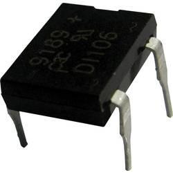 Mostični usmernik PanJit DI100 DIP-4 50 V 1 A enofazni