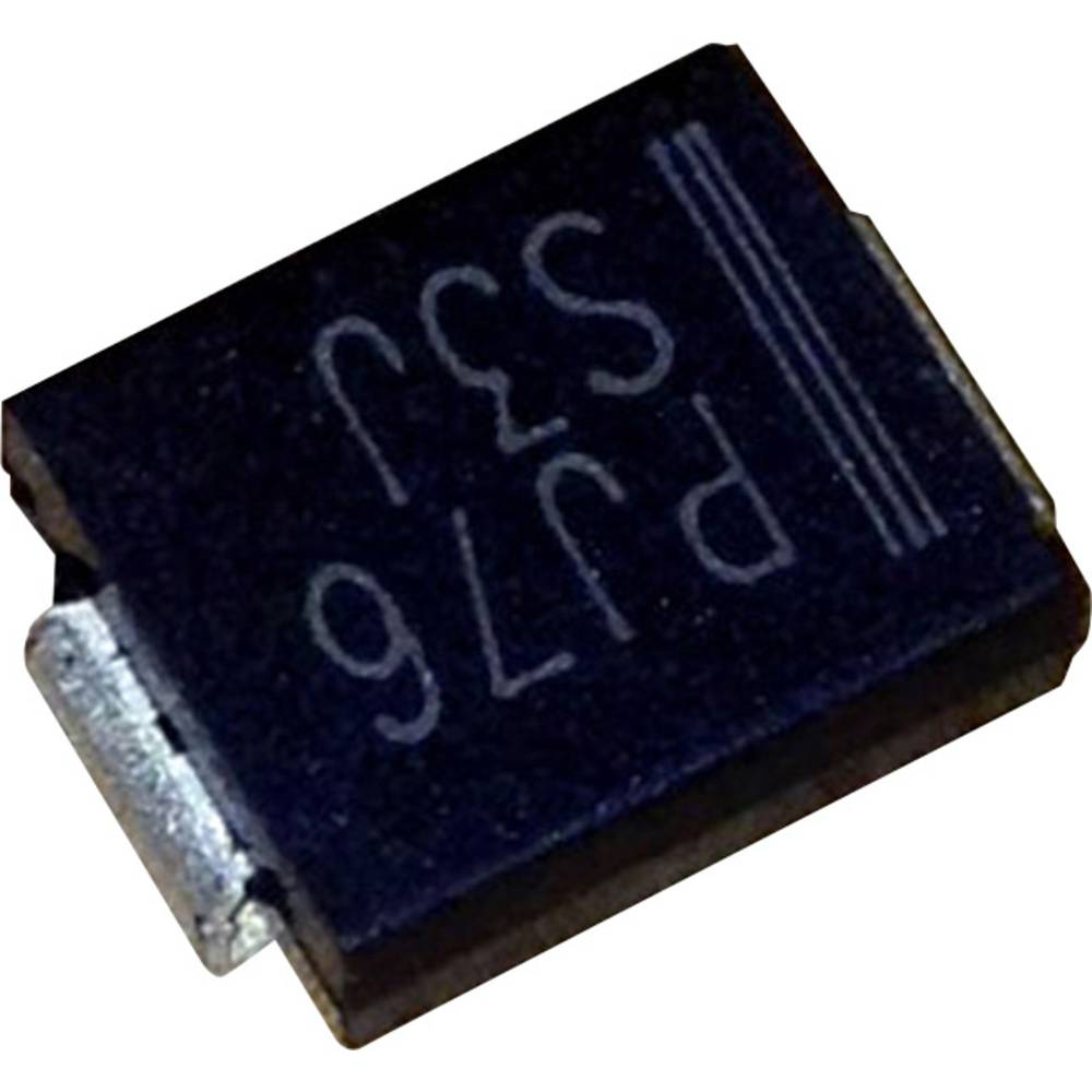 Schottky dioda PanJit MB58 vrsta kućišta: SMC/DO-214AB I(F) 5 A napon (U) 80 V
