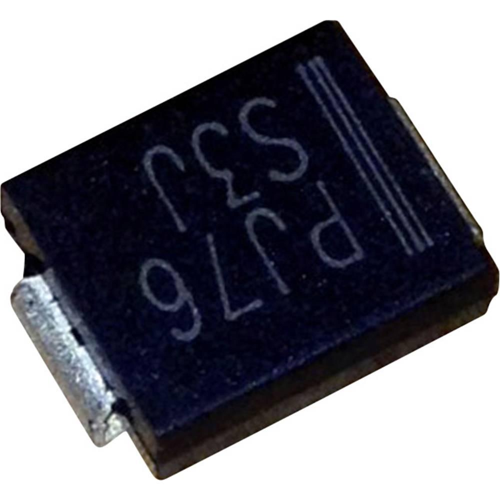Schottky dioda PanJit SK84 vrsta kućišta: SMC/DO-214AB I(F) 8 A napon (U) 40 V