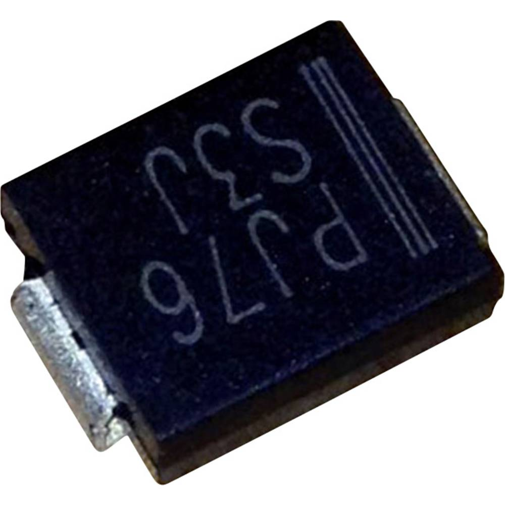 Schottky dioda PanJit MB810 vrsta kućišta: SMC/DO-214AB I(F) 8 A napon (U) 100 V