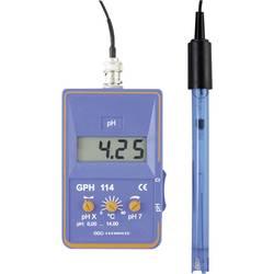 Digitalni merilnik pH vrednosti Greisinger GPH114
