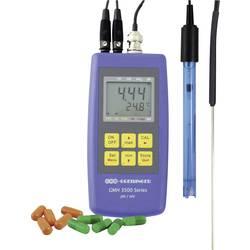Merilnik Greisinger GMH 3511 za Ph-/Redox-/Temperaturo- GMH 3511 točen od 0.00 - 14.00 pH -5 do +150 °C