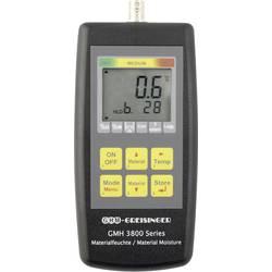 Merilnik vlage v materialu Greisinger GMH3851 vlažnost v zgradbah (merilno območje): 0 do 0.5 % vol vlažnost v lesu: 0 do 100 %