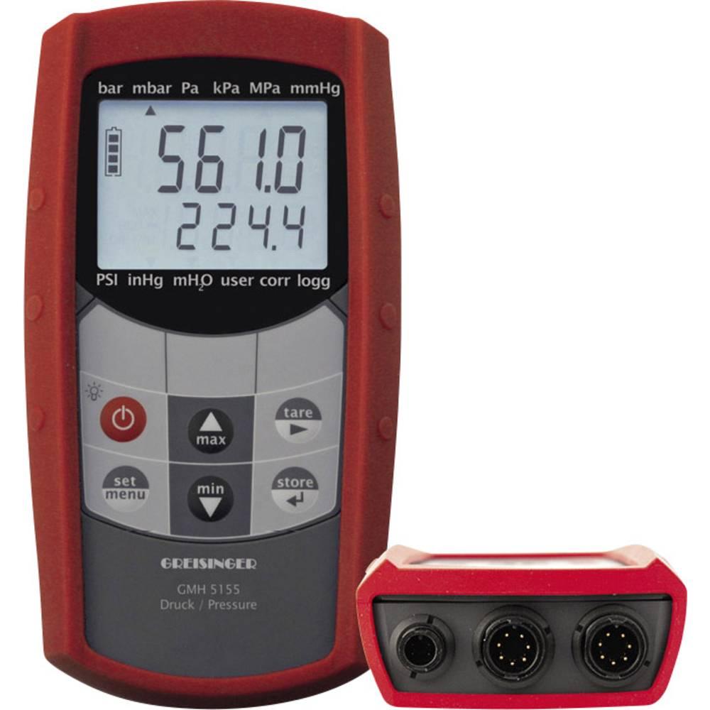 Merilnik tlaka Greisinger GMH5155 pritisk 0 - 1000 bar