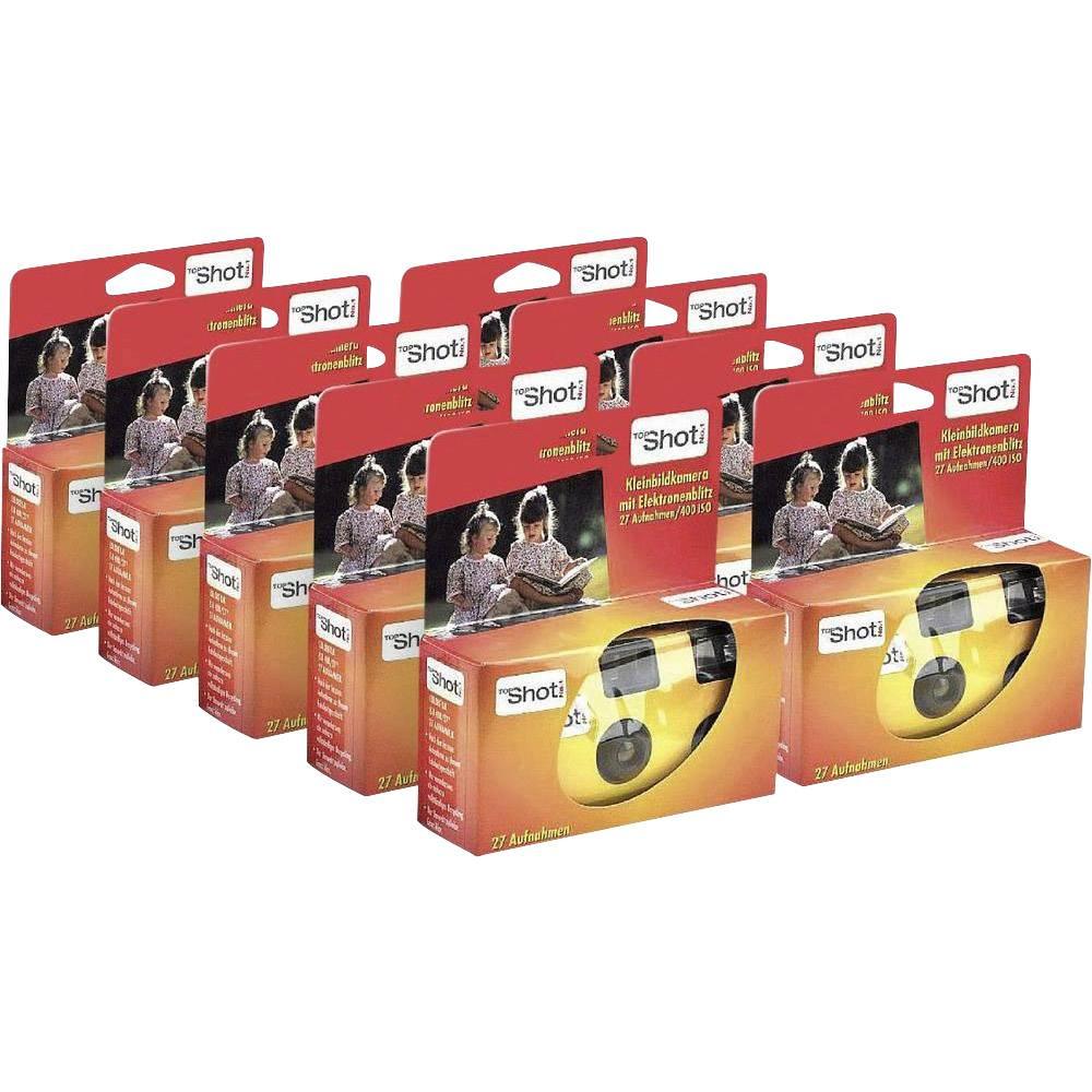 Jednokratni fotoaparat Flash Topshot 9-dijelni paket