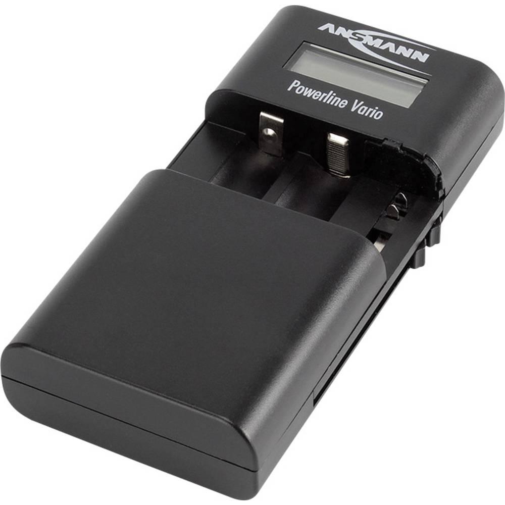 Punjač baterija Powerline Vario Ansmann 1001-0020 za kamere i fotoaparate