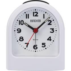 Kvarts Väckarklocka Eurochron EQW 7700 Vit Larmtider 1