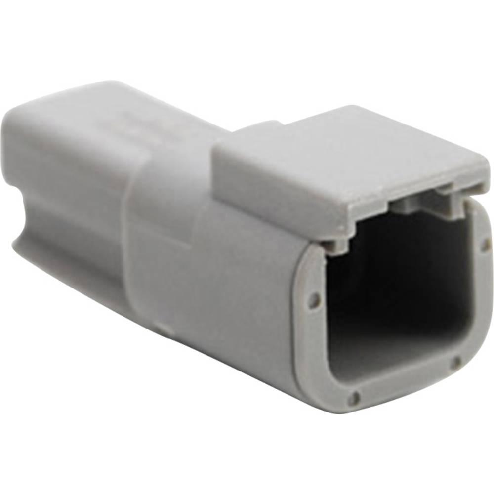 Ohišje za vtične kontakte, poli: 2 7.5 A ATM04 2P Amphenol 1 kos