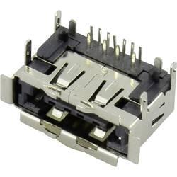 eSATA + USB 2.0 5 V/12 V Conrad Components USB 2.0 1 stk