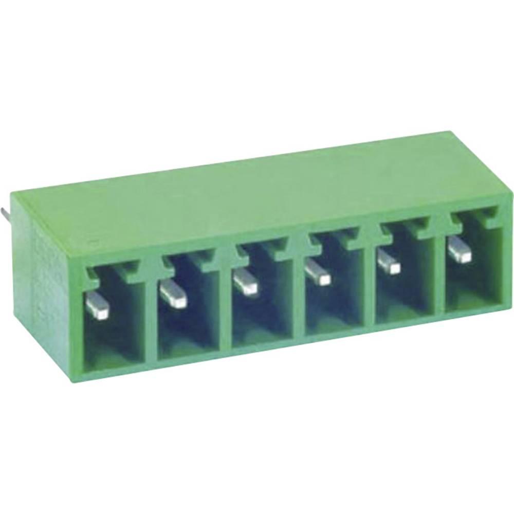 Pinsko ohišje za tiskana vezja DECA ME040-38111 mere: 3.81 mm 1 kos