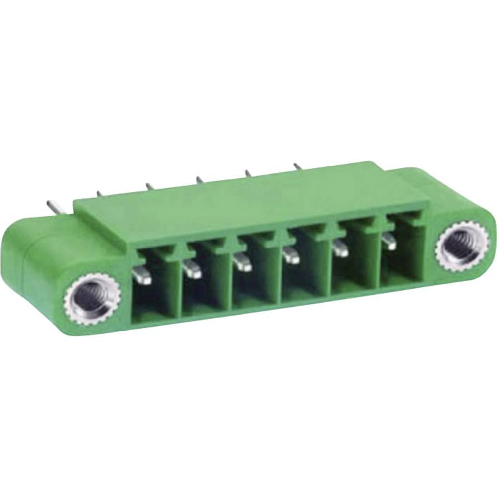 Pinsko ohišje za tiskana vezja DECA ME060-38102 mere: 3.81 mm 1 kos