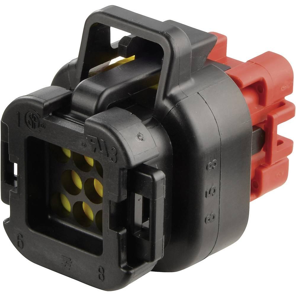 Tilslutningskabinet-kabel AMPSEAL (value.1360505) Samlet antal poler 8 TE Connectivity 776286-1 1 stk