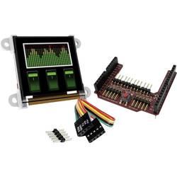 Razvojna plošča 4D Systems uOLED-128-G2-AR