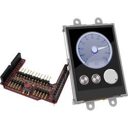 Razvojna plošča 4D Systems uLCD-24PTU-AR